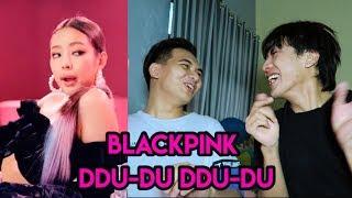 Video NONTONIN BLACKPINK DDU-DU DDU-DU ! | MV REACTION MP3, 3GP, MP4, WEBM, AVI, FLV Desember 2018