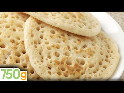 crêpe marocaine - Ces crêpes mille trous sont à la portée de toutes et tous ! De délicieuses baghrirs au sésame à déguster avec du miel et découvrir de vraies saveurs Marocain...