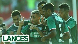 Com gols de Gabriel e Alecsandro, o Verdão bateu o Vitória na última rodada do Brasileirão 2016. ---------------------- Assine o...