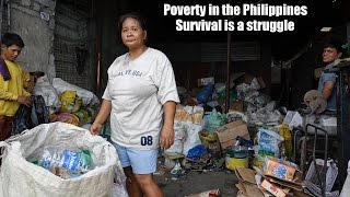 Real Philippines  city photo : Travel to the Real Philippines: Social and Economic Poverty. Meet FLOR of Quezon City