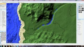 World Painter #17 [Timelapse] Sämtliche anderen Flüsse