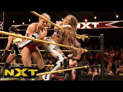 NXT Women's Championship No. 1 Contender's Battle Royal: WWE NXT, May 3, 2017