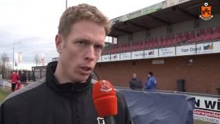 Reactie Willem Lanjouw op Kozakken Boys - HHC Hardenberg