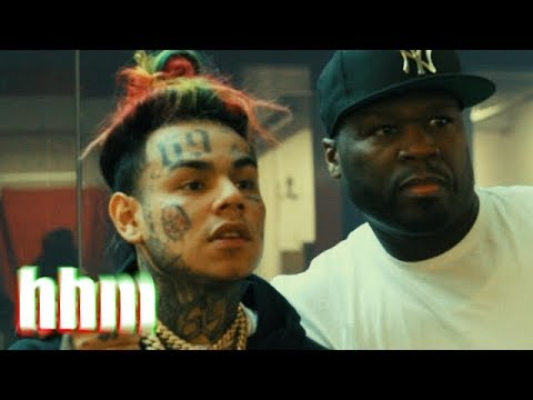 6ix9ine Ft 50 Cent - Kings (hhm Music Video)