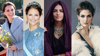 Video The 40 Most Beautiful Royal Women On The Planet MP3, 3GP, MP4, WEBM, AVI, FLV Januari 2019