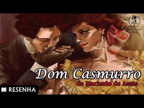 UERJ | RESENHA: Dom Casmurro, de Machado de Assis - Cultura & Ação