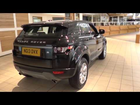 Land Rover Range Rover Evoque 5 Door Diesel 2013MY 2.2 SD4 Pure TECH Auto U8668