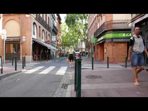 La PhotoquiBouge / NBR n° 24 / Toulouse rue d'Austerlitz  / 20.06.2017, 17h17, 8h47
