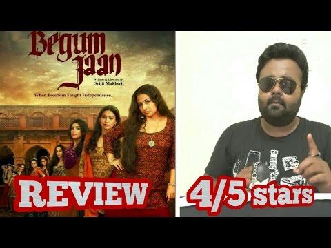 BEGUM JAAN 2017 HINDI MOVIE REVIEW 4/5 STARS