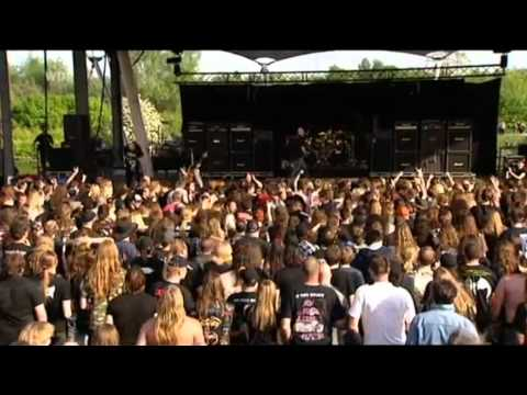 Exhorder - Live 2010 with Kyle Thomas Interview