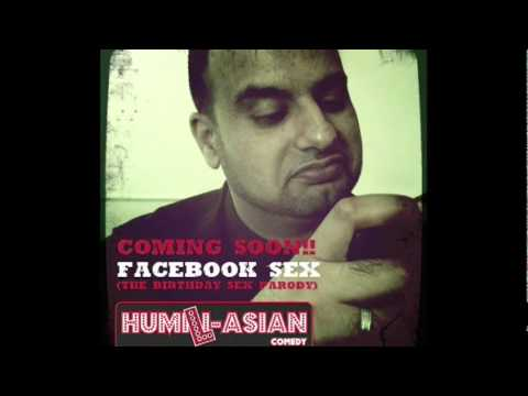 Humili Asian Facebook Sex Teaser
