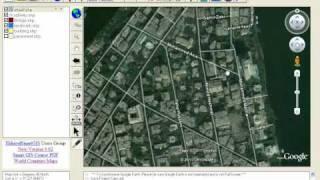 http://freesmartgis.blogspot.com/ GIS Software First African Arabian Egyptian Convert GIS Shape files to HTML Google Map Web...