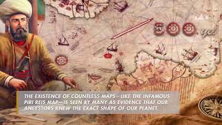 Before Antarctica was covered in Ice—someone mapped it with EXTREME precision! The existence of countless Maps—like the ...