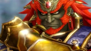 Smash 4: Highlights – GANONDORF (Modded)