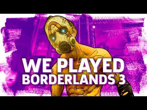 Borderlands 3's New Mechanics Are Exactly What We Want | Hands-On Impressions