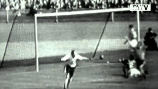 Sir Stanley Matthews blickt auf das legendäre FA-Cupfinalspiel von 1953 zurück