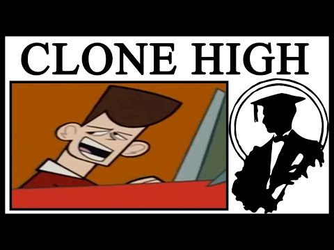 Why Is JFK From Clone High Everywhere?