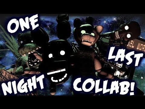 "(SFM/Blender/Popgoes) COLLAB ""One Last Night"" By Siege Rising"