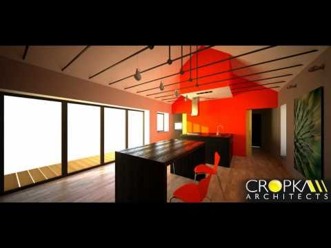 CROPKA architects – kit homes collection – Gillian
