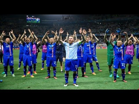 Download Video Euro 2016. France - Iceland 5-2. Fantastic Iceland's Slow Hand Clap After Game