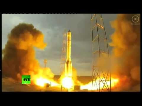 Lanzamiento fallido de cohete espacial Ruso (Actualizado)