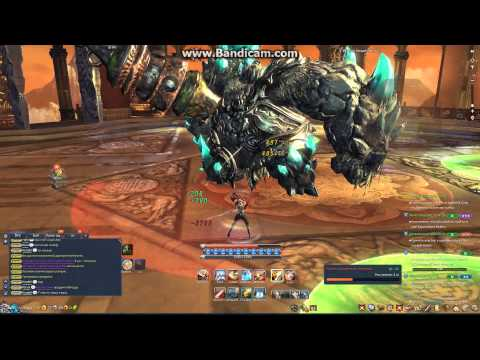 Blade and soul Tower of Mushin 5F 285 attack
