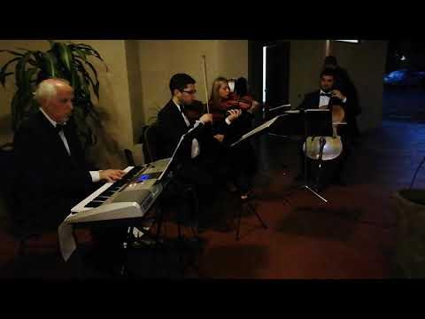 Recepción - Trío de cuerdas y piano