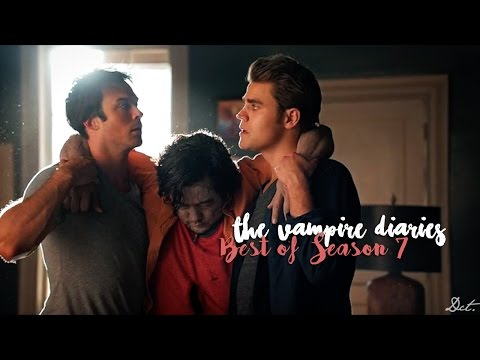 The Vampire Diaries | Best of [season 7 humor]