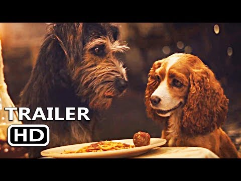 LADY AND THE TRAMP Official Trailer 2 (2019) Disney+ Movie