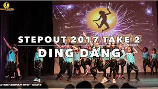 STEPOUT 2017 Take 2 | Ding Dang | Munna Michael | SumeetsStep2Step Bollywood Dance Academy
