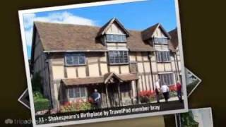 Warwickshire United Kingdom  City new picture : Shakespeare's Birthplace - Stratford-upon-Avon, Warwickshire, England, United Kingdom