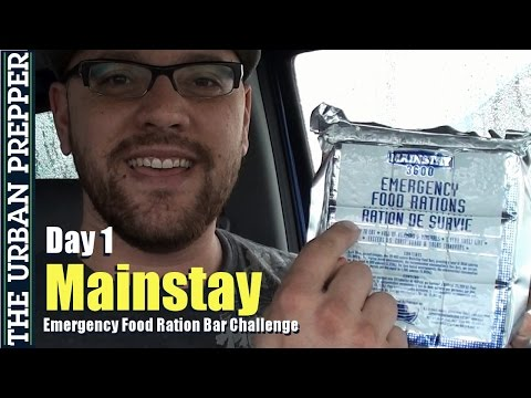 Mainstay - The Mainstay Emergency Food Rations are a common