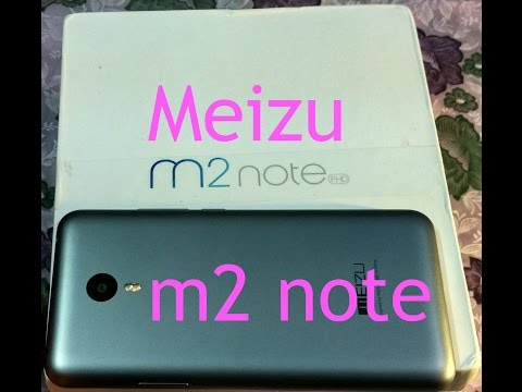 Meizu M2 Note, Box Items, Spec, Review and Camera Review