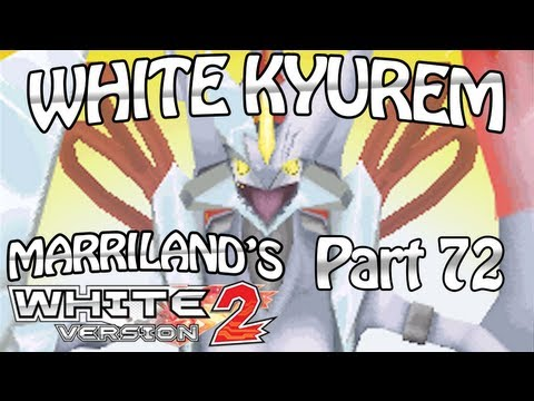 how to get a kyurem in pokemon white