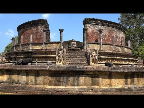 Polonnaruwa - a Stunning Medieval City