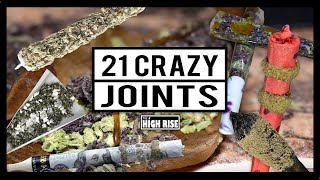 CRAZIEST JOINT COMPILATION: PART 2 (WEED PORN) by HighRise TV