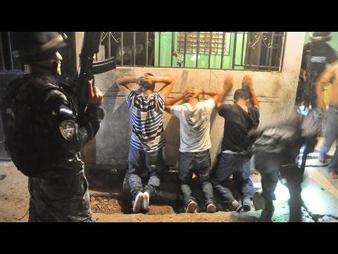 Green Berets Train Elite Police Units in Honduras