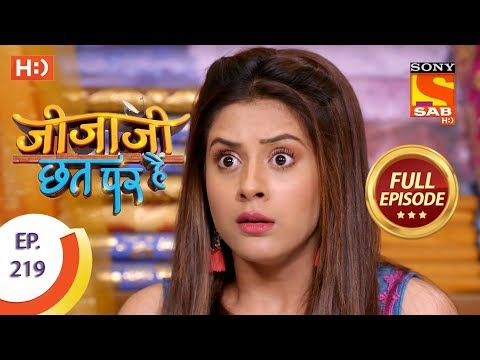 Jijaji Chhat Per Hai - Ep 219 - Full Episode - 6th November, 2018