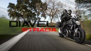 4. Ducati Diavel Strada - MotoGeo Review