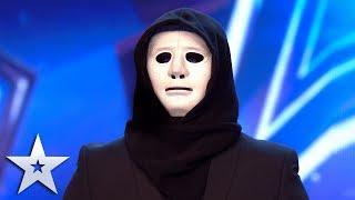 Video All of Masked Magician X's BGT Performances | Britain's Got Talent MP3, 3GP, MP4, WEBM, AVI, FLV Agustus 2019