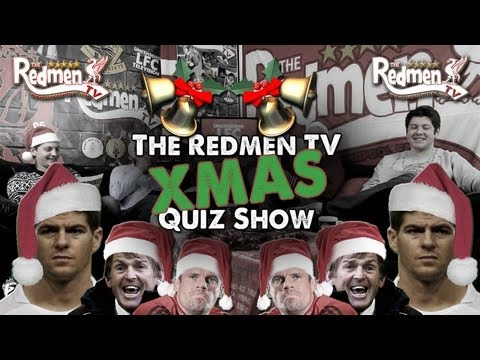 Liverpool FC Christmas Quiz 2012!
