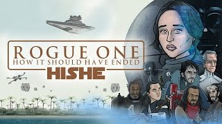 Video How Star Wars Rogue One Should Have Ended MP3, 3GP, MP4, WEBM, AVI, FLV Mei 2018