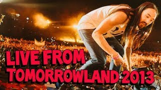 Steve Aoki - Live @ Tomorrowland 2013