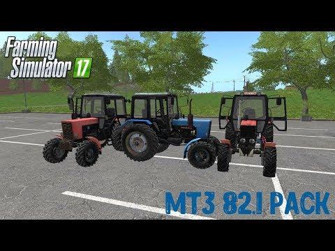 MTZ 82.1 PACK v1.1