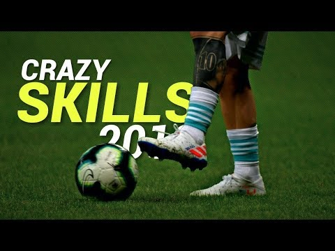 Crazy Football Skills & Goals 2019 #5