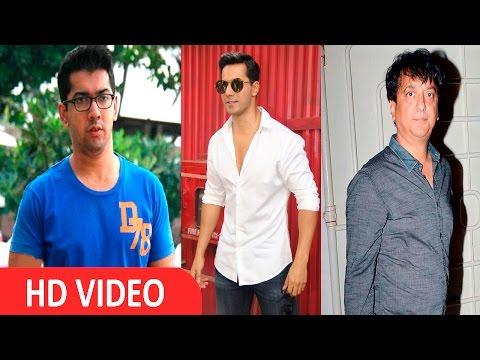 Get Both Varun Dhawan & Rohit Dhawan In One Film, Was A Great Responsibility : Sajid Nadiadwala
