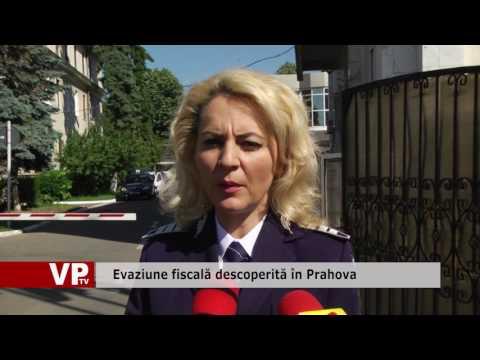 Evaziune fiscală descoperită în Prahova