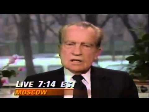 Richard M. Nixon Interview - Today Show 2/17/1993