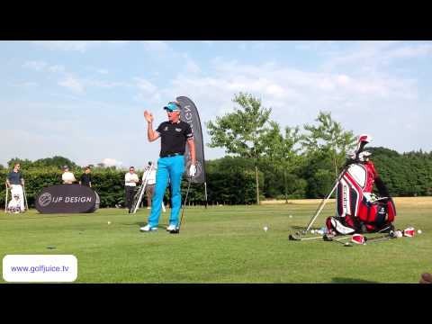 Ian Poulter Golf Clinic – Woburn Junior Invitation Day 2013