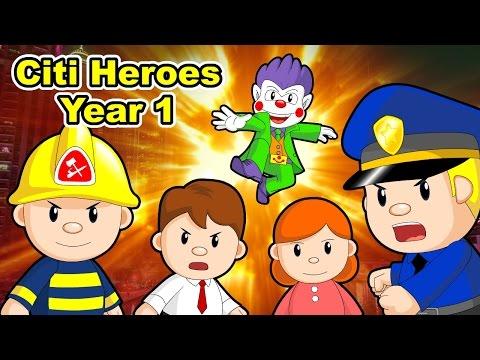 Citi Heroes Year 1